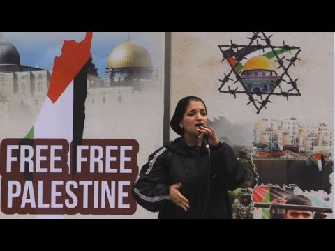 Sister Naseem Askari - Toronto Al-Quds Rally 2019 - English