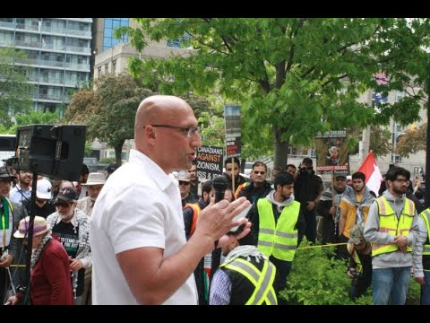 Dimitri Lascaris - Toronto Al-Quds Rally 2019 - English