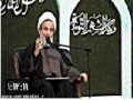 [22] Agha Panahiyan - Ramadhan 1440 -  گناه چیست؟ توبه چگونه است؟ - Farsi