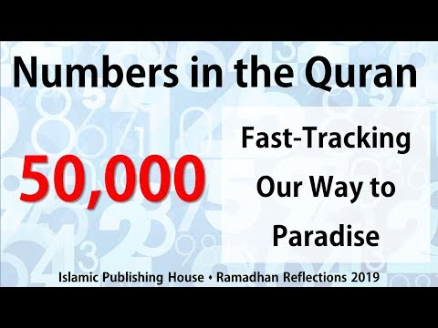 Fast-Tracking our way to Paradise - Ramadhan Reflections 2019 [Day 29] - English