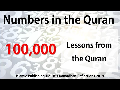 Lessons from the Quran - Ramadhan Reflections 2019 [Day 30] - English