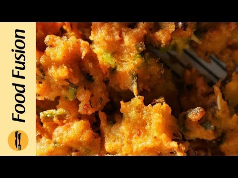 [Quick Recipes] Chinese pakora (Ramzan Special Recipe) - English Urdu