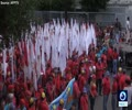 [9 June 2019] 100s gather in Caracas to support Maduro\'s government - English