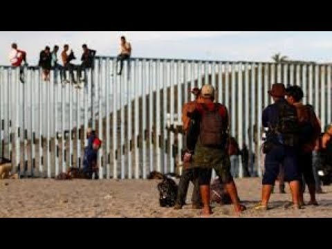 [12 June 2019] Mexico sends troops to southern border over migrant deal - English