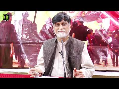 [Speech] Topic: اربعین امام حسین ؑ کی تیاری آج سے | Moulana Dr. Aqeel Mosa - Urdu