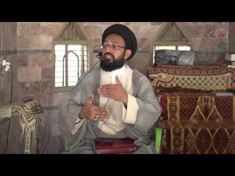 [Lecture] Topic: Aytikaf Khuda Tum Say Muhabbat Karta Hai | H.I Sadiq Raza Taqvi - Urdu