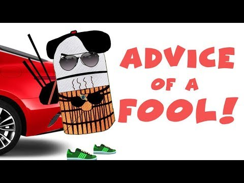 Advice of a fool - Scott asks Old Saffron for advice  | BISKITOONS | English