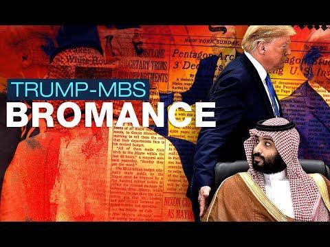 [30 June 2019] Debate: Trump-MBS bromance - English