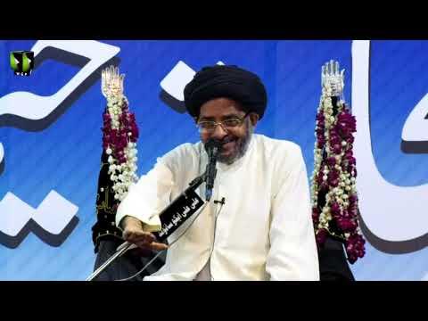 [Majlis-e-Tarheem] Essal-e-Sawab Allama Dr. Abbas Kumaili   H.I Razi Jafar Naqvi - Urdu