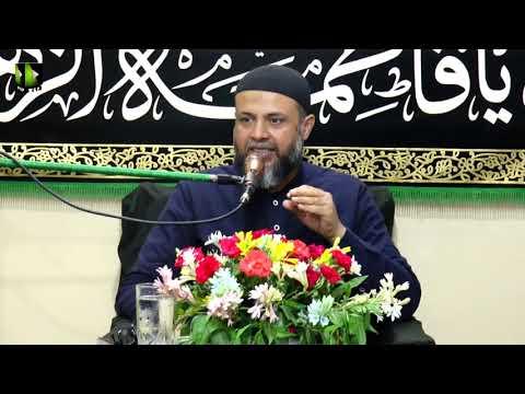 [Fikri Nashist]  Current Affairs - حالات حاضرہ   Janab Naqi Hashmi   07 July 2019 - Urdu