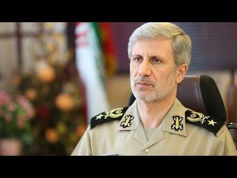 [8 July 2019] Defense chief: Iran won't tolerate UK's maritime piracy - English