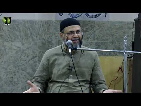 [Fikri Nashist]  Current Affairs - حالات حاضرہ   Janab Naqi Hashmi   10 July 2019 - Urdu