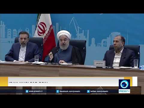 [15 July 2019] Iran President: We will treat Nuclear Deal same way EU does - English