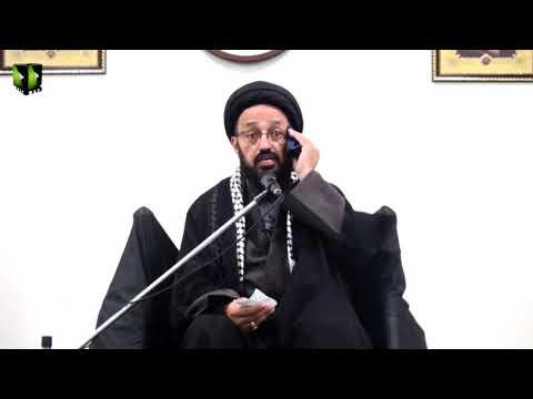 [Majlis] Shahadat Imam Muhammad Baqir (as) | H.I Sadiq Raza Taqvi - Urdu