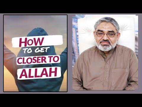 [Clip] How to get closer to Allah || H.I Syed Ali Murtaza Zaidi - Urdu