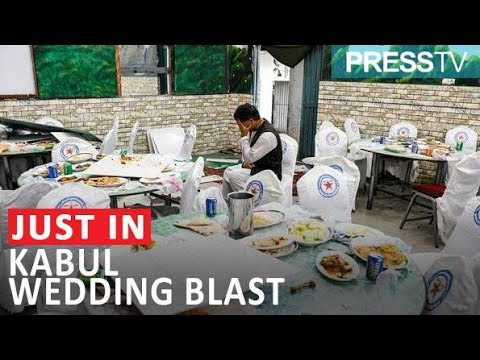[18 August 2019] 63 killed, 182 wounded in Kabul wedding blast - English