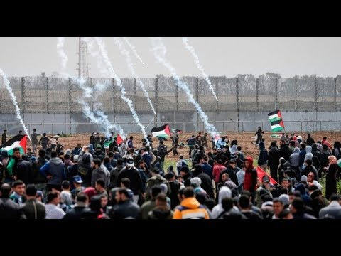 [18 August 2019] 5 Palestinians killed near buffer zone - English