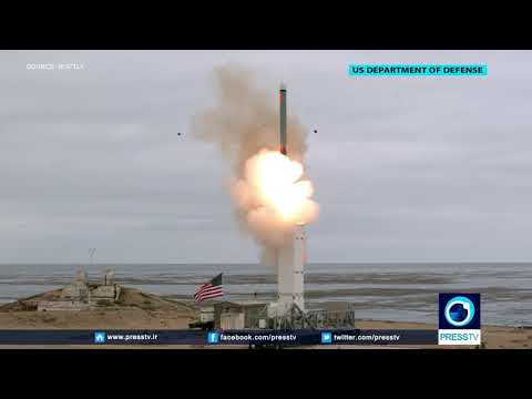 [20 August 2019] Video: Pentagon test-launches cruise missile previously banned by expired INF treaty - English