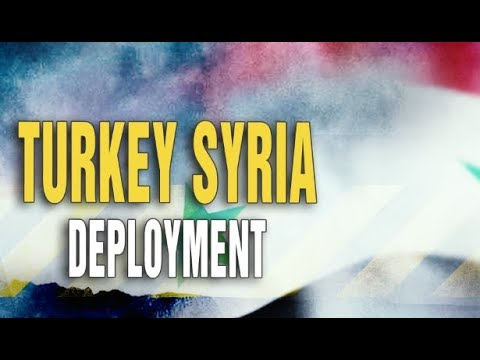 [20 August 2019] The Debate - Turkey Syria Deployment - English