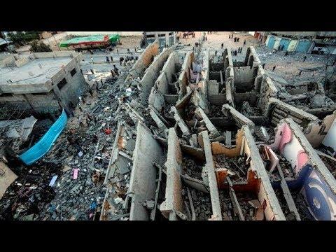 [24 August 2019] Israeli warplanes bombard Gaza Strip - English
