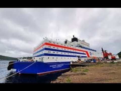 [24 August 2019] Russia: First floating nuclear power plant ready for trip to Far East - English