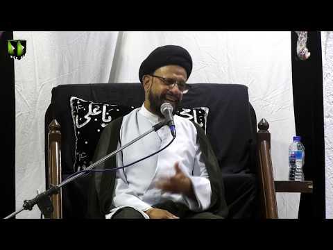[01] Topic: Accept Islam as a Challenge   H.I Syed Zaki Baqri   Muharram 1441 - Urdu