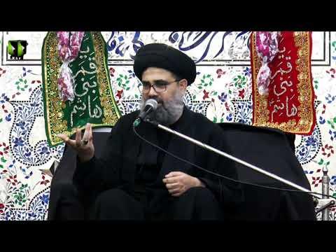 [01] Topic: Ahya-e-Deen Wa Imamat| H.I Ahmed Iqbal Rizvi | Muharram 1441/2019 - Urdu