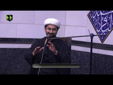 [01] Topic: Ehmiyat e Azadari aur Aaj ka Jawan |Maulana Taqi Mehdvi| Muharram 1441 - Urdu