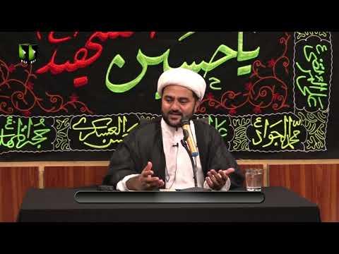 [02] Topic: Tehreek e Karbala ke Tarbiyati Pehlu | Moulana Mohammad Nawaz | Muharram 1441 - Urdu
