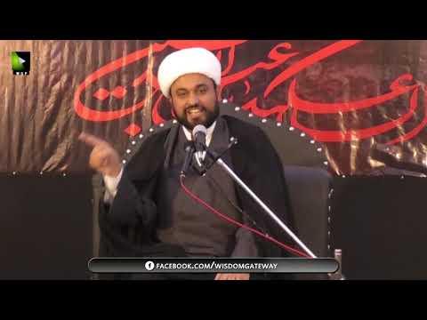 [02] Topic: Sunan-E-Illahiya | Moulana Mohammad Ali Fazal | Muharram 1441 - Urdu