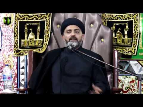 [03] Topic: Aza Wa Muhibaan-e-Aza | Moulana Nusrat Bukhari | Muharram 1441/2019 - Urdu