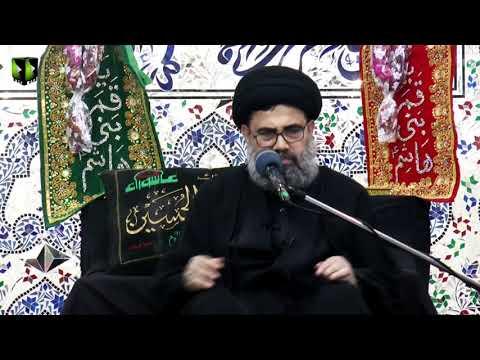 [03] Topic: Ahya-e-Deen Wa Imamat| H.I Ahmed Iqbal Rizvi | Muharram 1441/2019 - Urdu