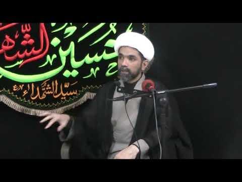 Maulana Mehdi Abbas | Majlis | 3 Muharram 1441H | Urdu