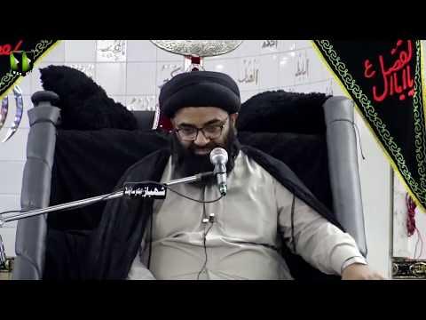 [04] Topic: Maqsad e Karbala Aur Ahad e Hazir   H.I Kazim Abbas Naqvi   Muharram 1441/2019 - Urdu