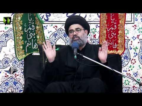 [05] Topic: Ahya-e-Deen Wa Imamat| H.I Ahmed Iqbal Rizvi | Muharram 1441/2019 - Urdu