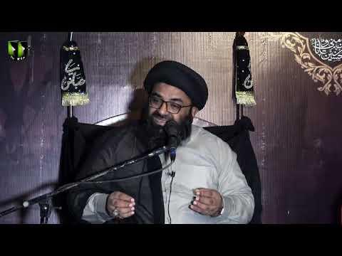[05] Topic: Ibrat e Ashura | H.I Kazim Abbas Naqvi | Muharram 1441/2019 - Urdu