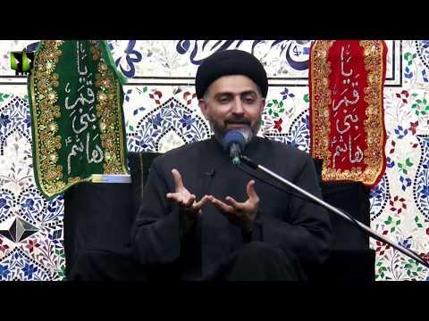 [05] Topic: Qualities of Companion of Imam Hussain (as) | Moulana Nusrat Bukhari | Muharram 1441 - Urdu