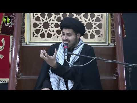 [Majlis - 06] Topic: Nusrat-e-Imam Hussain (as) | Moulana Haider Ali Jafri | Muharram 1441/2019 - Urdu