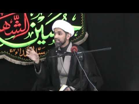 Maulana Mehdi Abbas | Majlis | 4 Muharram 1441H | Urdu