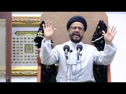 1st Majlis 1st Muharram 1441/31.08.2019 Topic:Challenges Faced By Today\'s Youth I HI Syed Mohammad Zaki Baqri-Urdu