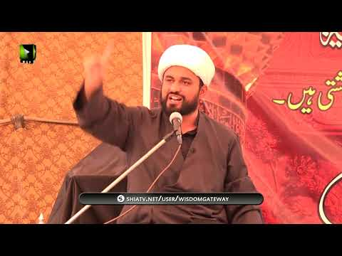 [07] Topic: Marifat e Imamat | Moulana Mohammad Ali Fazal | Muharram 1441 - Urdu