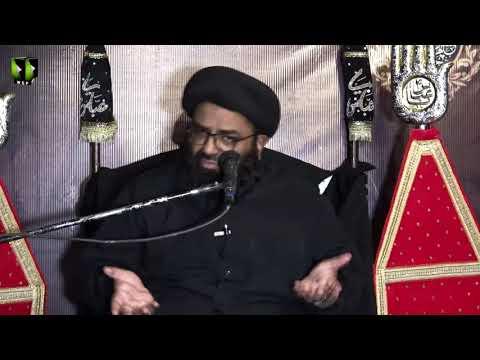 [08] Topic: Ibrat e Ashura   H.I Kazim Abbas Naqvi   Muharram 1441/2019 - Urdu