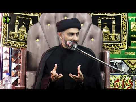 [08] Topic: Aza Wa Muhibaan-e-Aza | Moulana Nusrat Bukhari | Muharram 1441/2019 - Urdu