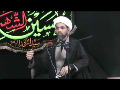 Maulana Mehdi Abbas | Majlis | 8 Muharram 1441H | Urdu