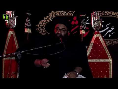 [09] Topic: Ibrat e Ashura   H.I Kazim Abbas Naqvi   Muharram 1441/2019 - Urdu