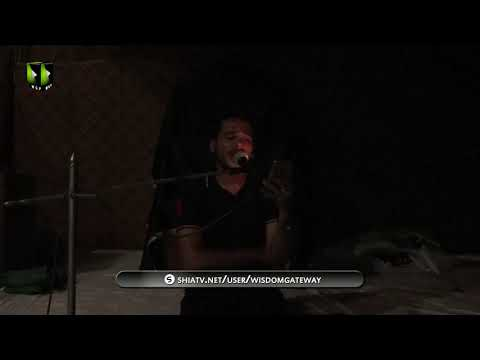[Marsia] Shaam e Gareeban  | Br.Samiq Mungla | Muharram 1441 - Urdu