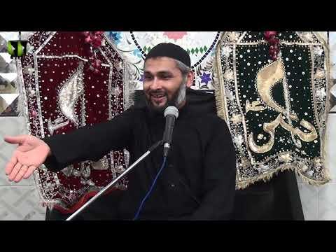 [09] Topic: Nizam e Wilayat  | Syed Zaigham Rizvi | Muharram 1441/2019 - Urdu