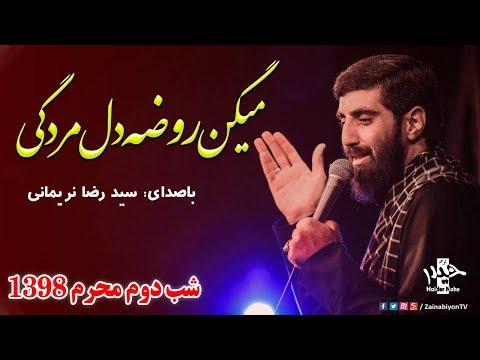 میگن روضه دل مردگی - سید رضا نریمانی | Farsi