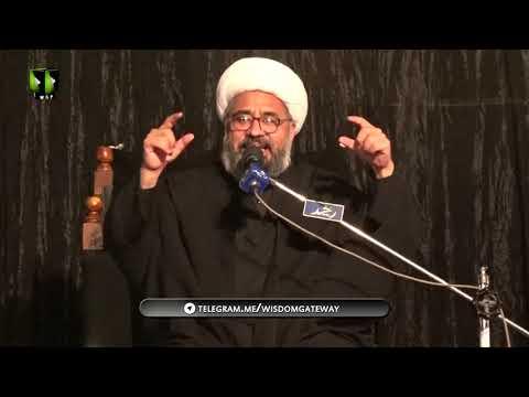 [Majlis] Topic: Wilayat e Ehl e Bait |H.I Muhammad Ameen Shaheedi| Muharram 1441 - Urdu