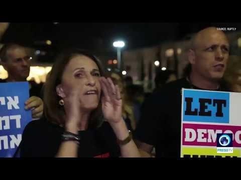 [16 September 2019] Israelis held anti-Netanyahu rally ahead of the upcoming elections - English